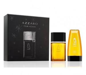 coffret eau de toilette Azzaro pour Homme 100 ml à moins de 24 euros