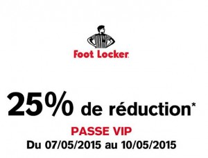 coupon Foot Locker
