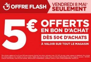 coupon Geant Casino 8 mai 5 euros