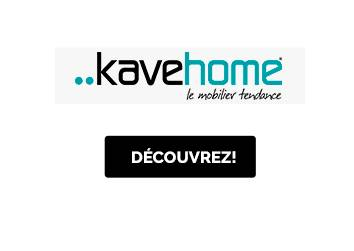 livraison gratuite sans minimum sur kavehome meuble rangement d co. Black Bedroom Furniture Sets. Home Design Ideas