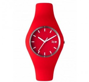 montre Ice-Watch  Ice Rouge
