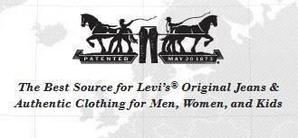 remise supplémentaire sur Levi's