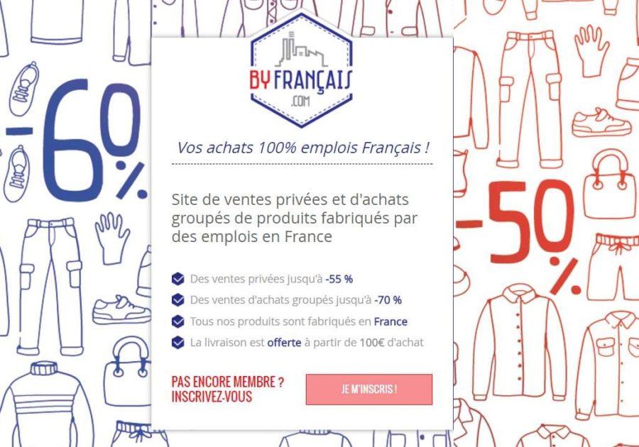 By fran ais les ventes priv es et achats group es d - Vente privee enfance ...