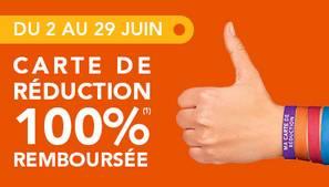 Carte de reduction SNCF remboursee