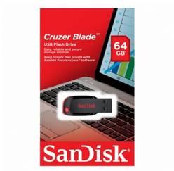 Clé USB Sandisk 64Go Cruzer Blade à moins de 17 euros