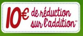 Coupon de reduction la pataterie 10 euros offerts sur l - Bon de reduction atylia ...