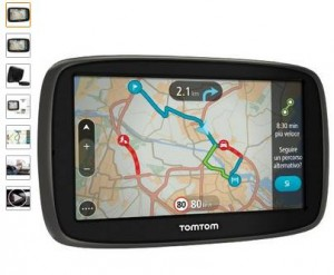 GPS Tom Tom GO50 Europe