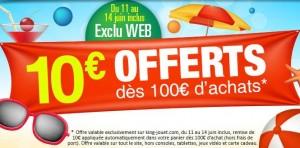 King Jouet 10 euros offerts