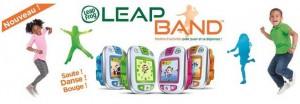 LeapBand de LeapFrog
