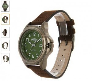 Montre Timex Expedition à 35 euros