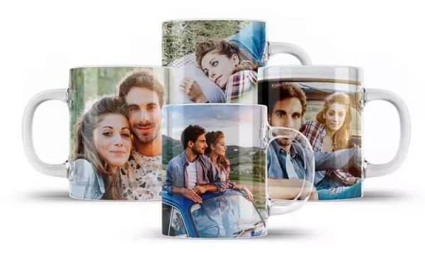 Mug Photo Personnalisé Groupon Printerpix