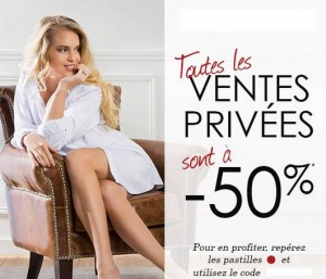 Vente Privée La City