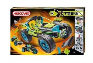 bolide de course Xtreme Meccano