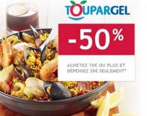 bon d'achat Toupargel sur Rue Du Commerce