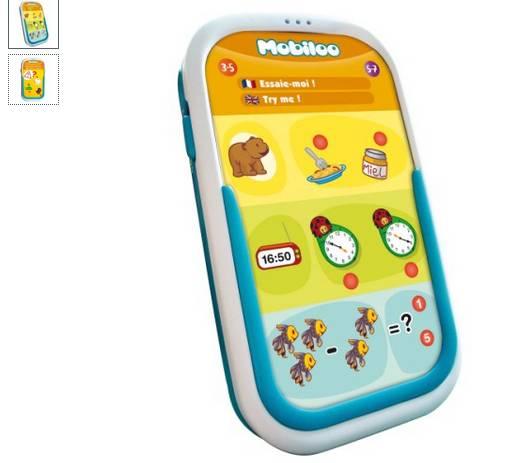 console Mobiloo en soldes à 5 euros