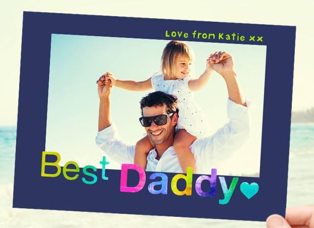 envoyez une carte de fête des pères gratuitement !