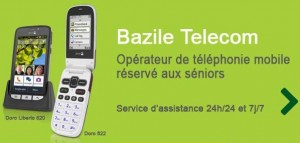 offres speciales Senior de Bazile Telecom