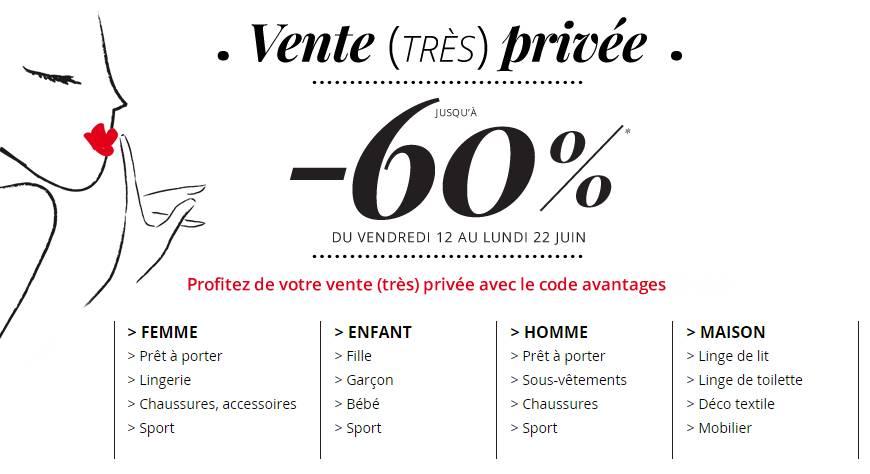 Vente tr s priv e 3 suisses pr soldes t 2015 - 3 suisses blanc soldes ...