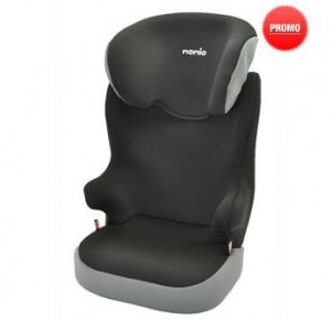 rehausseur de siège auto avec dossier Nania Starter SP a 27,95 euros