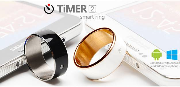 smart-bague Android – Windows Phone
