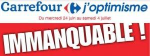 soldes Carrefour d'été 2015