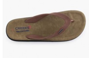 tongs Creeks en soldes