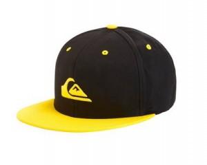 vente flash casquette Quiksilver à 10,95 euros