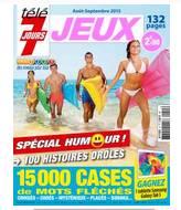 T l 7 jours jeux pas cher 9 5 euros les 10 num ros - Abonnement tele 7 jours pas cher ...