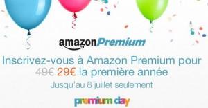 Amazon Premium pour 29 euros au lieu de 49 euros