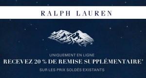 Ralph Lauren soldes