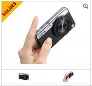 appareil Lumix DMC-XS3 Panasonic en soldes sur Carrefour