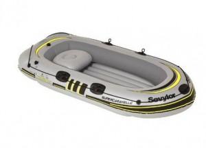 bateau gonflable Super Caravelle 4 personnes Sevylor à 90 euros
