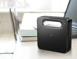 enceinte sans fil Bluetooth PHILIPS BT5500B en soldes à 29,99 euros.