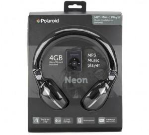 packs casques et lecteur MP3 Polaroid à moins de 19 euros