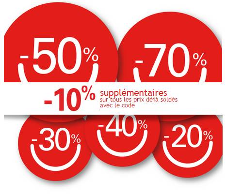 remise supplementaire soldes OXYBUL