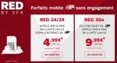 vente Showroomprivé – SFR RED