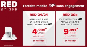 Offre red showroomprive