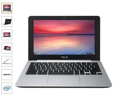 Chromebook Asus C200MA-KX002