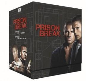 Intégrale Prison Break +Epilogue à moins de 35 euros