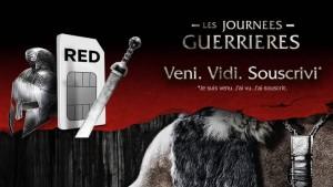 Journées guerrières SFR