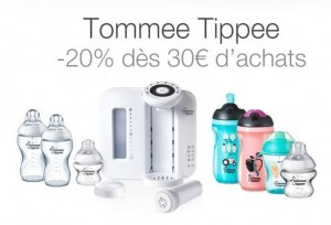 Remise Tommee Tippee