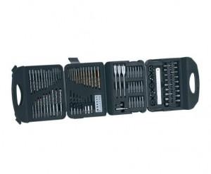 coffret Draper 122 accessoires perçage/vissage à moins 29 euros