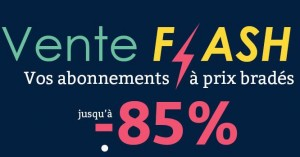 vente flash ViaPresse