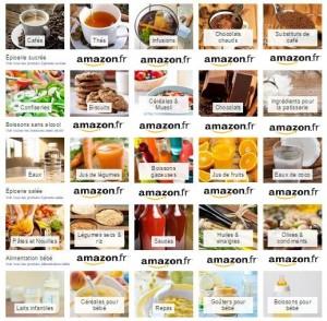 Amazon Epicerie et Boisson