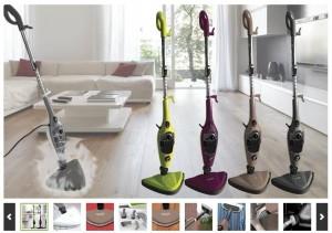 balai vapeur clean 39 up 10 en 1 pas cher 49 90 au lieu de 119 euros. Black Bedroom Furniture Sets. Home Design Ideas