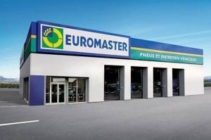 Bon d'achat Euromaster
