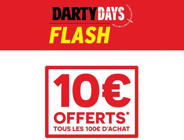 DartyDays Flash