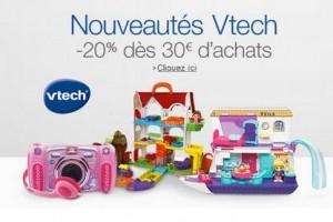 Jeux et jouets Vtech moins chers