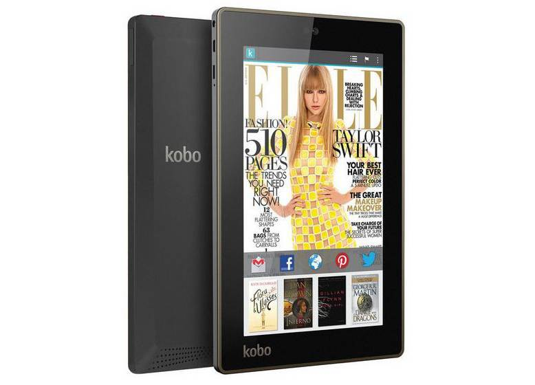Kobo Arc 7 à moins de 50 euros