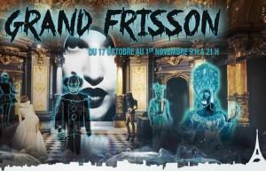 Nocturne Musée Grévin Grand Frisson prix redui